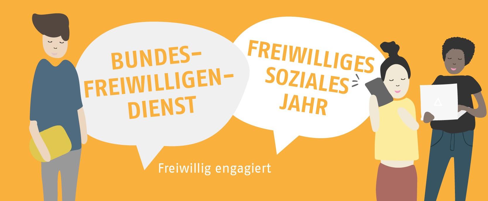 AWO Bezirksverband Ober- und Mittelfranken e. V. - Freiwillige (FSJ/BFD)